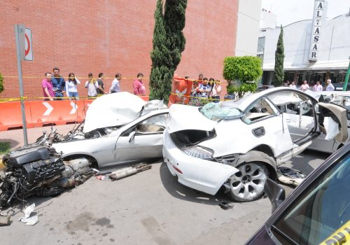 reforma legal sobre accidentes de tráfico