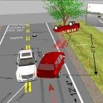 infografía reconstruccion accidentes de tráfico