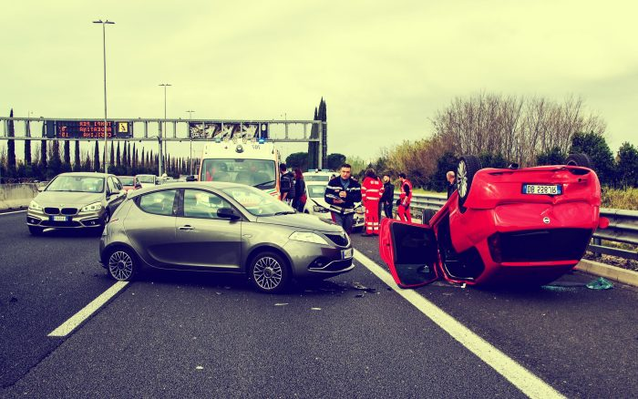 accidentes de tráfico in itinere